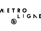 Logo Metro Ligne B