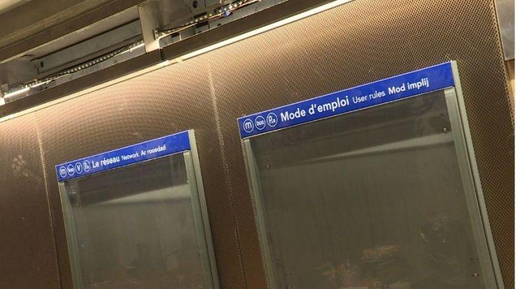 Station Mabilais - Aout 2020 - Aménagements extérieurs et pose de la signalétique