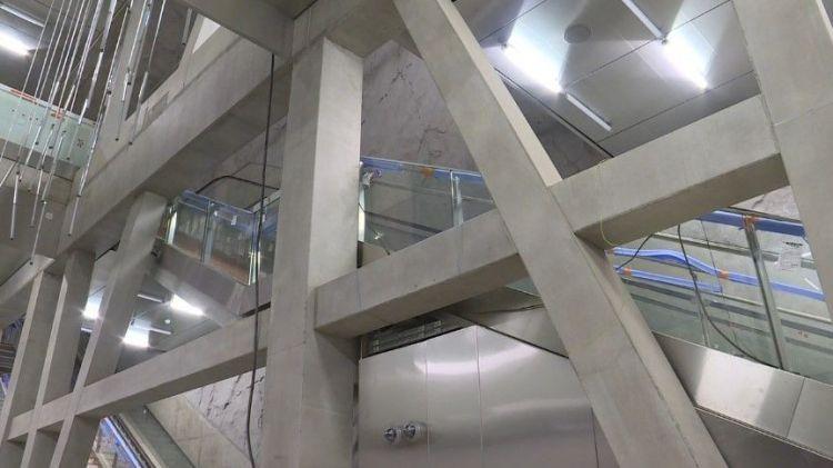 Station Jules Ferry - Aout 2020 - Aménagements extérieurs et poursuite du second oeuvre